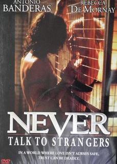 Never Talk To Strangers +18 Film İzle   HD